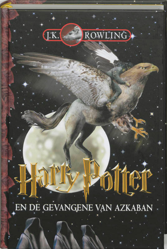Harry Potter 3 - Harry Potter en de gevangene van Azkaban