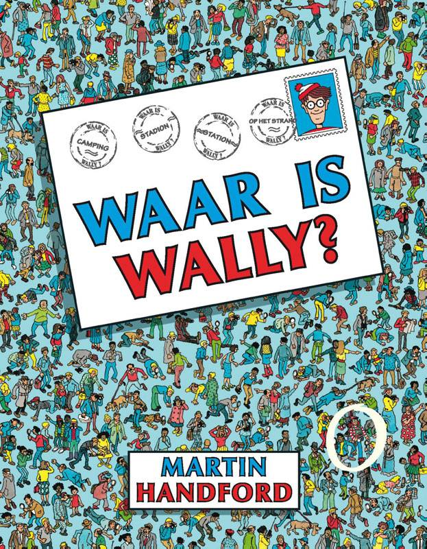Waar is Wally - Waar is Wally?